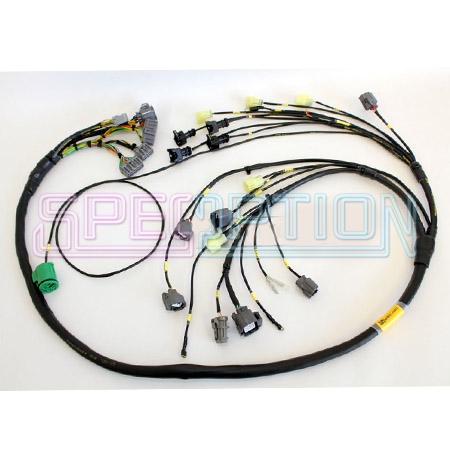Remarkable Rywire Mil Spec Tucked Obd1 Conversion B Series Engine Harness Wiring Cloud Hisonuggs Outletorg